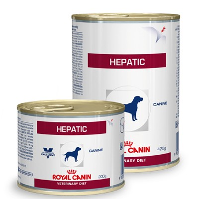 Royal Canin VD WET HEPATIC CANINE