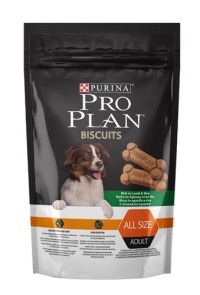 Pro Plan BISCUITS ADULT Rich in Lamb & Rice