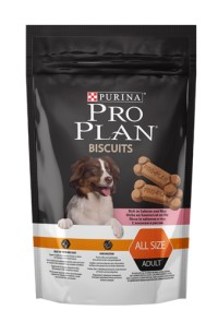 Pro Plan BISCUITS ADULT Rich in Salmon & Rice