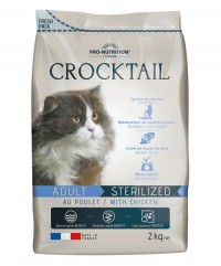 Flatazor CROCKTAIL ADULT STERILIZED WITH CHICKEN