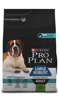 Pro Plan ADULT LARGE ROBUST SENSITIVE DIGESTION Lamb & Rice