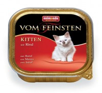 Animonda VOM FEINSTEN KITTEN Beef