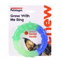 Petstages Dental Health ORKA Crow With Me Ring - Растем вместе