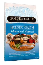 Golden Eagle SALMON WITH OATMEAL 22/12