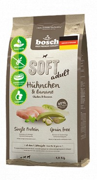 Bosch SOFT ADULT Chicken & Bananas