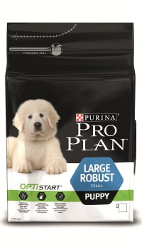 Pro Plan PUPPY LARGE ROBUST Chicken & Rice