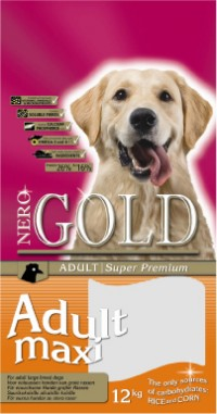 Nero Gold ADULT MAXI Chicken & Rice