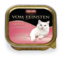 Animonda VOM FEINSTEN CAT CLASSIC Turkey Hearts