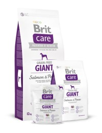 Brit Care GRAIN-FREE GAINT Salmon & Potato