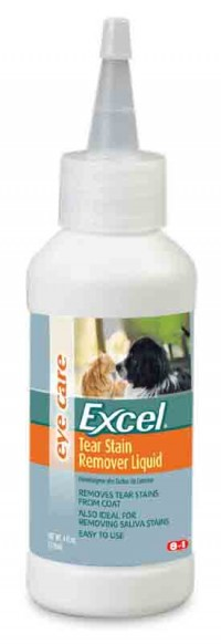 8in1 EXCEL TEAR STAIN REMOVER LIQUID