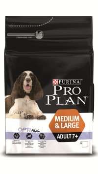 Pro Plan ADULT 7+ MEDIUM & LARGE Chicken & Rice