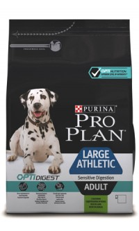 Pro Plan ADULT LARGE ATHLETIC SENSITIVE DIGESTION Lamb & Rice