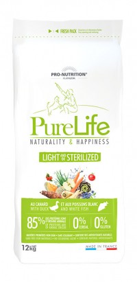Flatazor PURE LIFE LIGHT AND/OR STERILISED