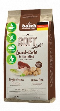 Bosch SOFT ADULT Duck & Potato