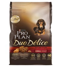Pro Plan DUO DELICE SMALL ADULT Beef & Rice