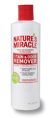 8in1 Nature's Miracle STAIN & ODOR REMOVER