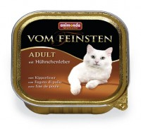 Animonda VOM FEINSTEN CAT ADULT Chicken Liver