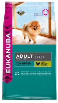 Eukanuba ADULT Toy Breed Chicken