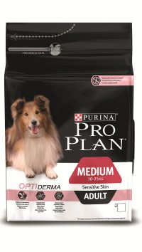 Pro Plan ADULT MEDIUM SENSITIVE SKIN Salmon & Rice