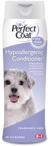 8in1 Perfect Coat HYPOALLERGENIC Conditioner Fragrance Free