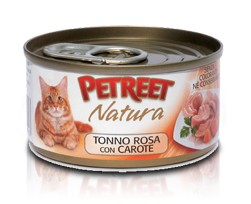 Petreet PINK TUNA with CARROTS