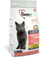 1st Choice INDOOR VITALITY for Cats