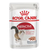 Royal Canin POUCH INSTINCTIVE Mousse - Пауч для кошек от 1 года (паштет)