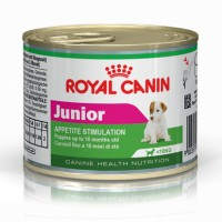 Royal Canin JUNIOR Wet
