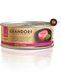 Grandorf TUNA IN BROTH