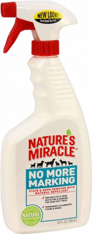 8in1 Nature's Miracle NO MORE MARKING STAIN & ODOR REMOVER