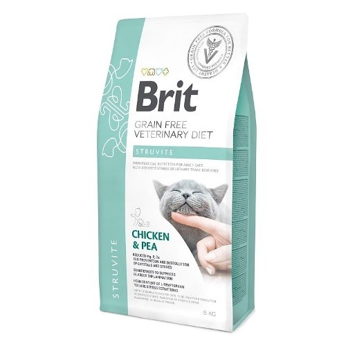 Brit Veterinary Diet Cat Grain free Struvite