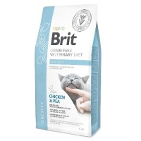 Brit Veterinary Diet Cat Grain free Obesity