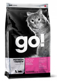 Go! REFRESH + RENEW Chicken Recipe for Cat